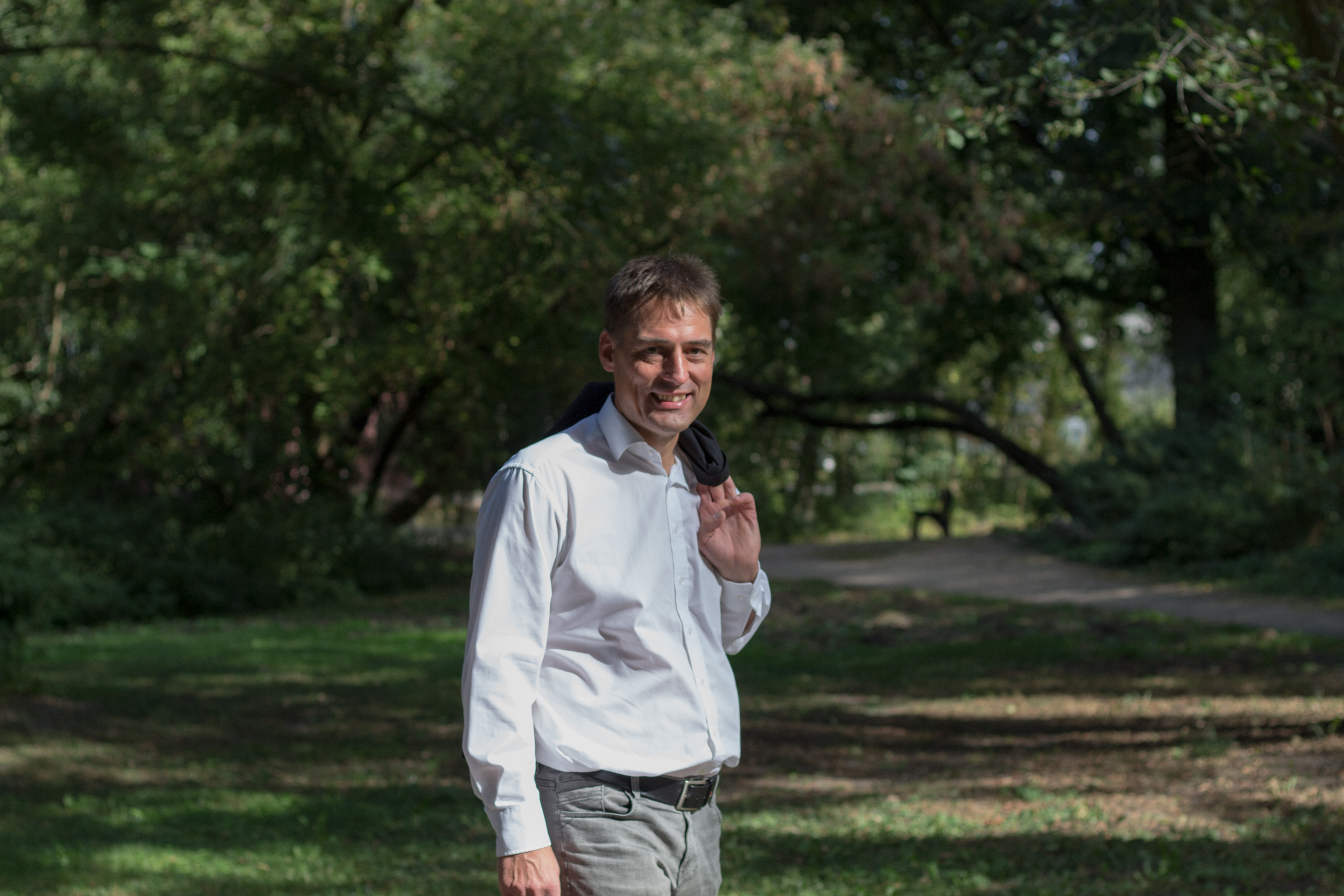 Ingo Röll – Bürgermeisterkandidat für die CDU