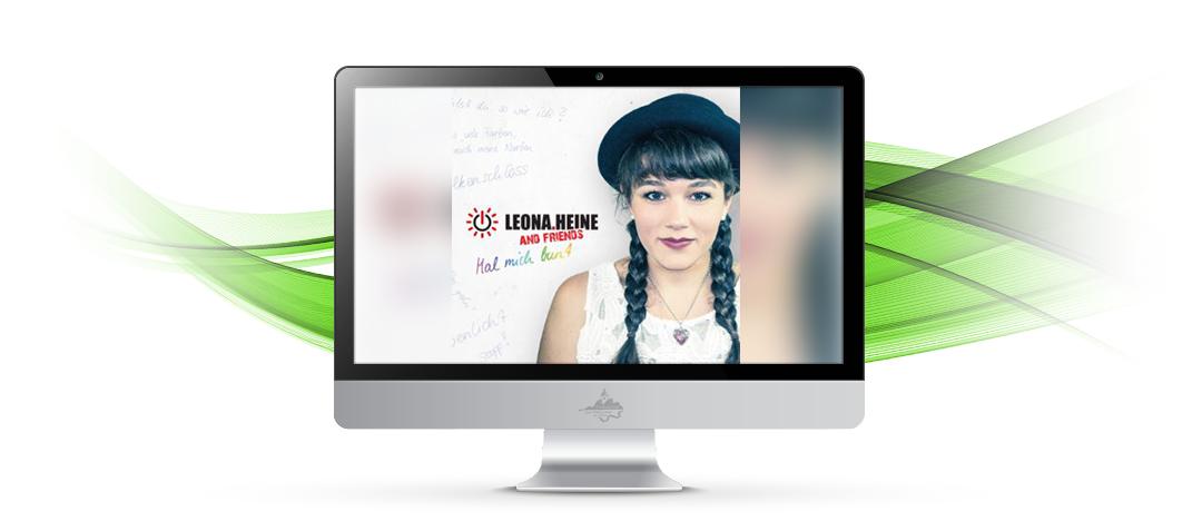 Live im Konzert – LEONA HEINE & FRIENDS
