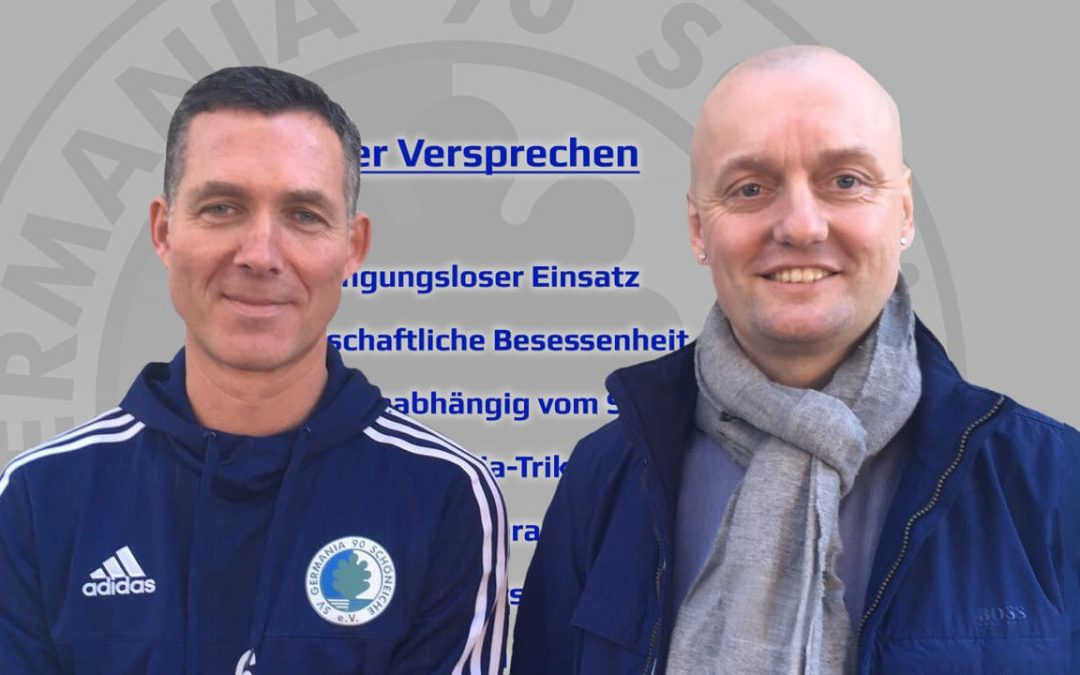 Neuer Vorstand bei SV Germania
