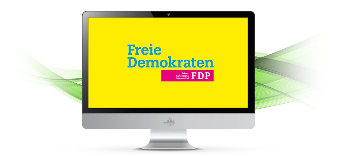 2014 versprochen – bis 2019 gehalten – Rechenschaftsbericht der FDP Schöneiche