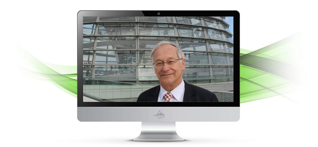 Kandidaten zur Bundestagswahl: Martin Patzelt für die CDU