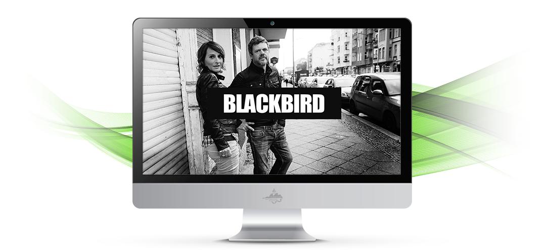 Am Wochenende zu BLACKBIRD ins B1