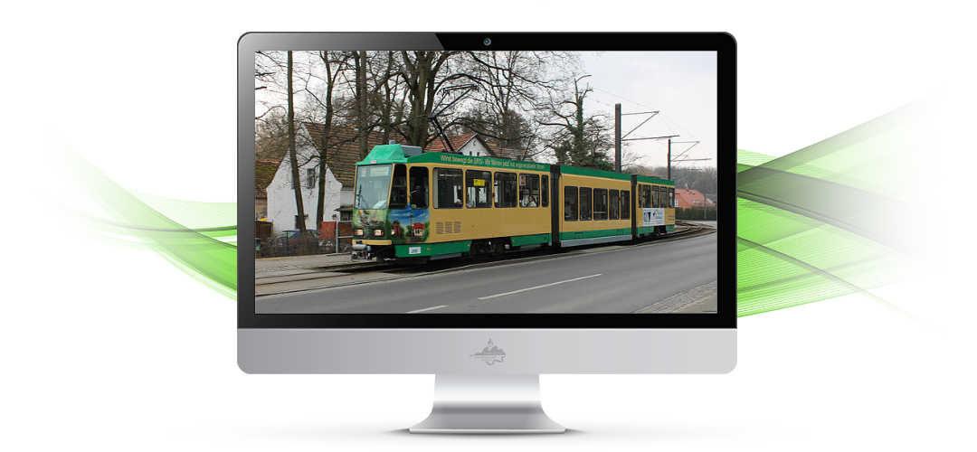 Landtag stellt zusätzliches Geld für Straßenbahnen bereit
