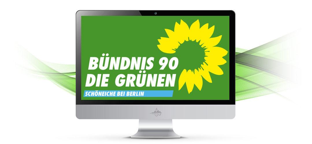 Bündnis 90/Grüne gewinnen U18-Wahl in Oder-Spree