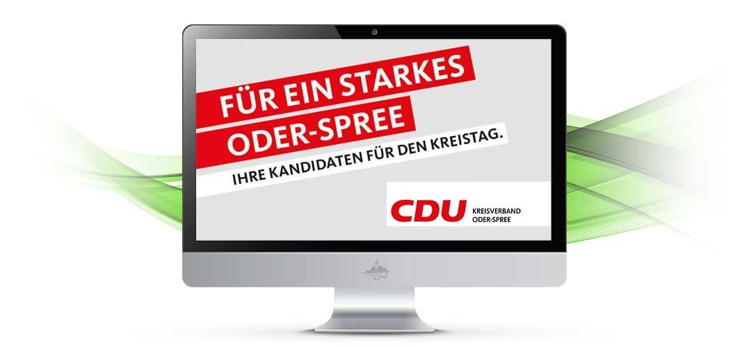 CDU – Ihre Kandidaten zur Kreistagswahl in Schöneiche