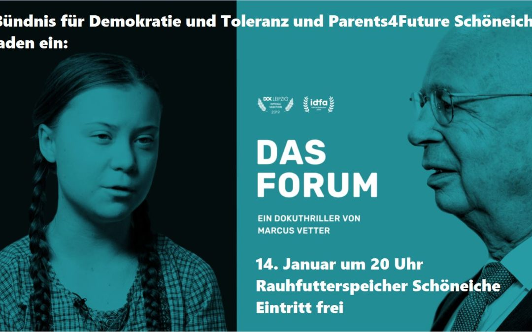 Filmvorführung Das Forum