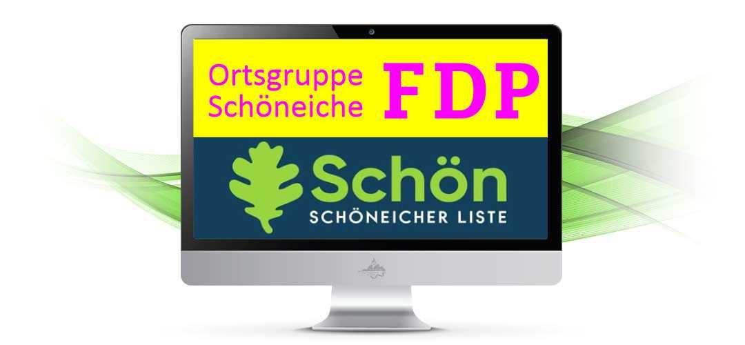 Corona-Krise – FDP und Schöneicher Liste legen Vorschläge für Schöneiche vor
